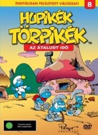 Hupikék törpikék 8. - Az átaludt idő DVD