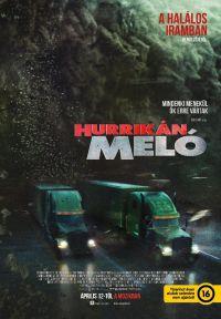 Hurrikán meló DVD