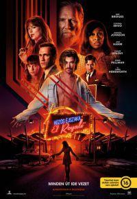 Húzós éjszaka az El Royale-ban DVD