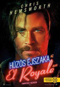 Húzós éjszaka az El Royale-ban Blu-ray