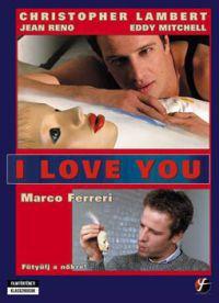 I Love You DVD