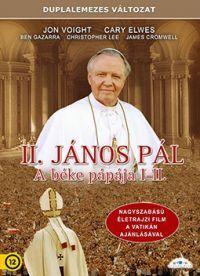 II. János Pál - A béke pápája DVD