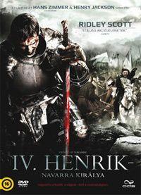 IV. Henrik - Navarra királya DVD