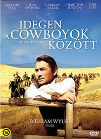 Idegen a cowboyok között DVD