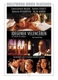 Idegenek Velencében DVD