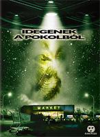 Idegenek a pokolból DVD
