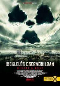 Ideglelés Csernobilban DVD
