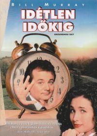 Idétlen időkig DVD