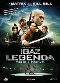 Igaz legenda DVD