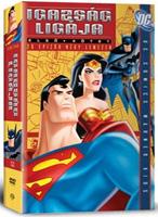 Igazság Ligája DVD