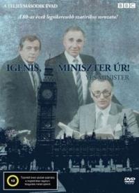 Igenis, Miniszter Úr! DVD