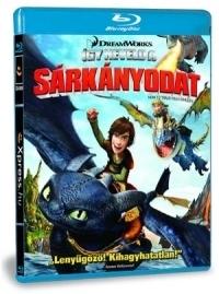 Így neveld a sárkányodat Blu-ray