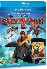Így neveld a sárkányodat 2. (Blu-ray+DVD) Blu-ray