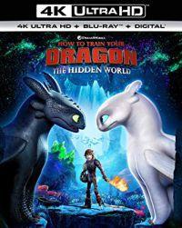 Így neveld a sárkányodat 3. (4K UHD+Blu-ray) Blu-ray