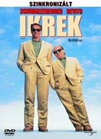 Ikrek DVD