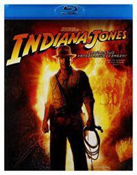 Indiana Jones és a kristálykoponya Blu-ray