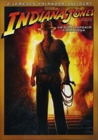 Indiana Jones és a kristálykoponya királysága DVD