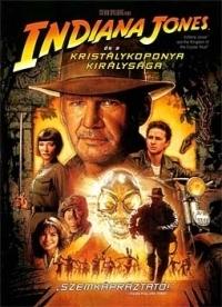Indiana Jones és a kristálykoponya királysága (egylemezes változat) DVD