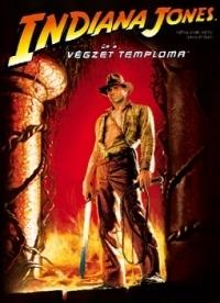 Indiana Jones és a végzet temploma DVD