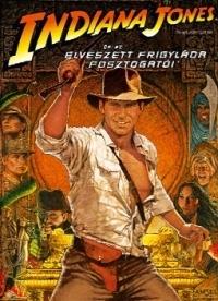Indiana Jones és az elveszett Frigyláda fosztogatói DVD