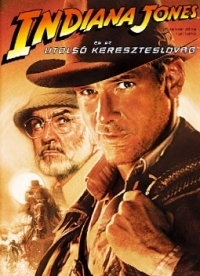 Indiana Jones és az utolsó kereszteslovag DVD