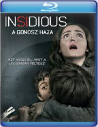 Insidious - A gonosz háza Blu-ray