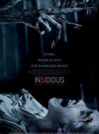 Insidious - Az utolsó kulcs *Fémdobozos* Blu-ray