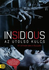 Insidious - Az utolsó kulcs DVD