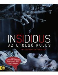 Insidious - Az utolsó kulcs Blu-ray