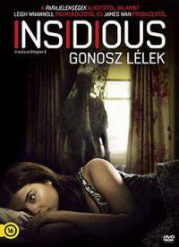 Insidious - Gonosz lélek DVD