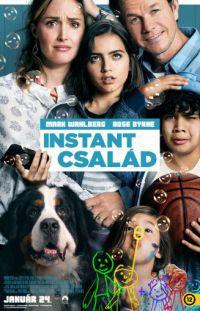Instant család DVD