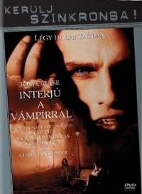 Interjú a vámpírral DVD