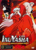 Inuyasha, a film 4. - A vörösen lángoló Haurai sziget DVD