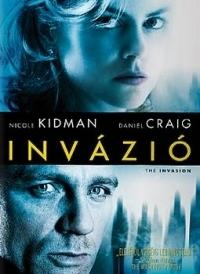 Invázió DVD