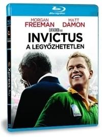 Invictus-A legyőzhetetlen Blu-ray
