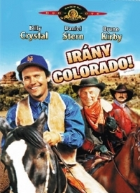 Irány Colorado! DVD