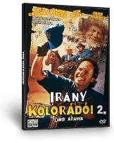 Irány Colorado 2. - Curly aranya DVD