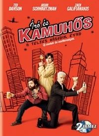 Író és kamuhős - 2. évad (2 DVD) DVD