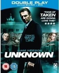 Ismeretlen férfi Blu-ray