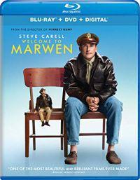 Isten hozott Marvenben Blu-ray
