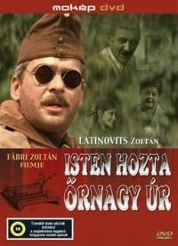 Isten hozta, őrnagy úr! DVD