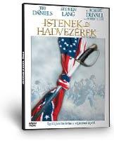 Istenek és katonák DVD