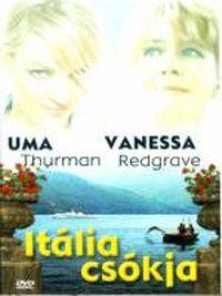 Itália csókja DVD
