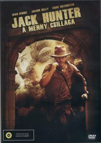 Jack Hunter - A menny csillaga DVD