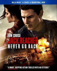 Jack Reacher: Nincs visszaút  *Import-Idegennyelvű borító* Blu-ray