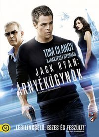 Jack Ryan: Árnyékügynök DVD