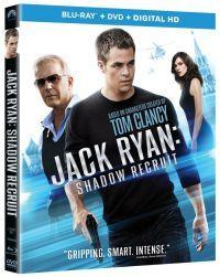 Jack Ryan: Árnyékügynök Blu-ray