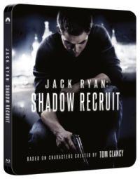 Jack Ryan: Árnyékügynök - limitált, fémdobozos változat (steelbook) Blu-ray