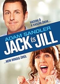 Jack és Jill DVD