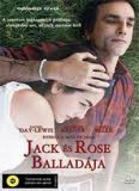 Jack és Rose balladája DVD